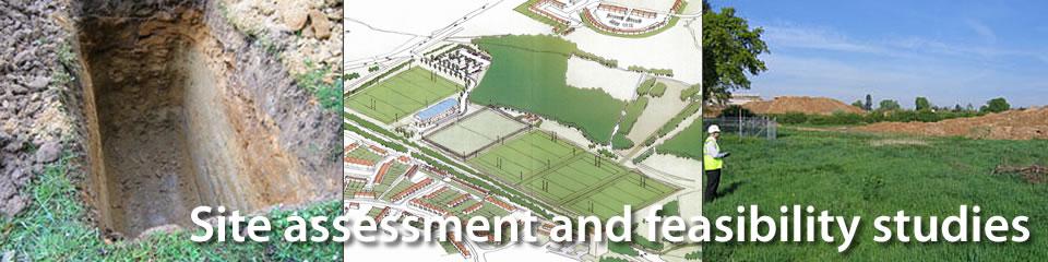 Site Assessment Feasibility Studies