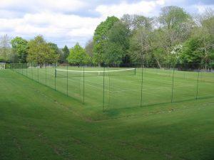 Maitlands - grass tennis court, Lamberhurst