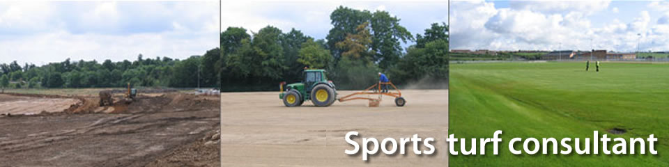 Sports Turf Consultant